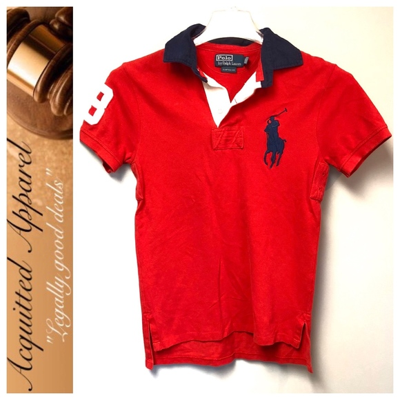 Polo By Ralph Lauren Shirts Polo Ralph Lauren Vintage Large Logo